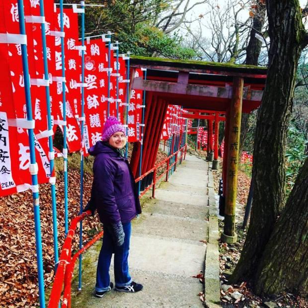 senju-in hike