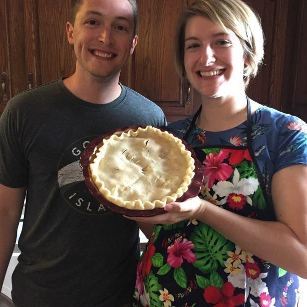 Anniversary Pie