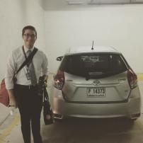 First rental car